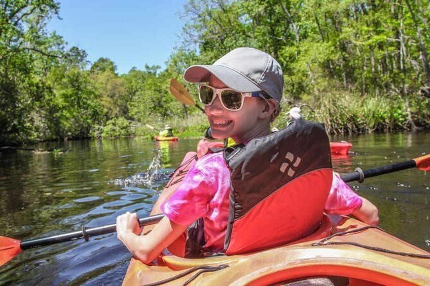 Show item 9 of 9. Lofton Creek Guided Kayak Tour - Amelia Island