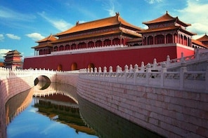 Zhengzhou Private Day Trip to Beijing Forbidden City and Temple of Heaven b...