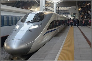 2-Day Bullet Train Trip of Qufu City Highlights and Mount Tai from Zhengzho...