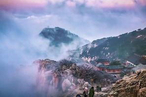 2-Day Zhengzhou Bullet Train Trip to Qufu and Mount Tai with Accommodation