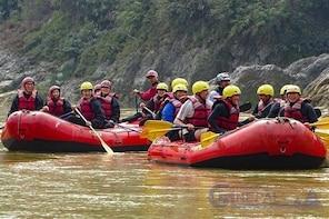 Day Tour River Rafting in Trishuli River