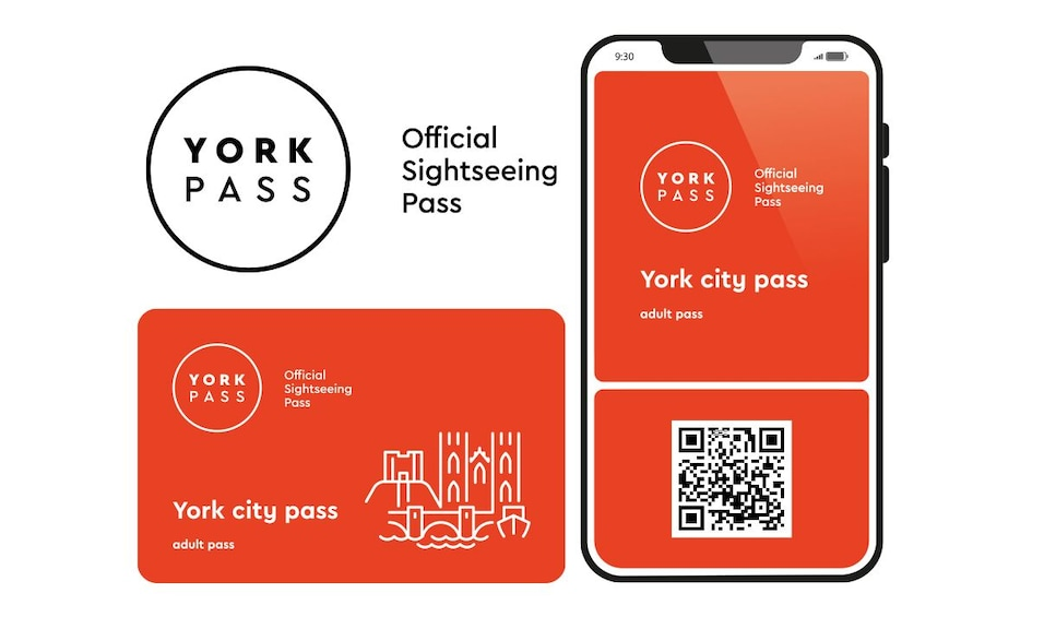 Show item 1 of 6. York  Pass - Save money on attraction tickets