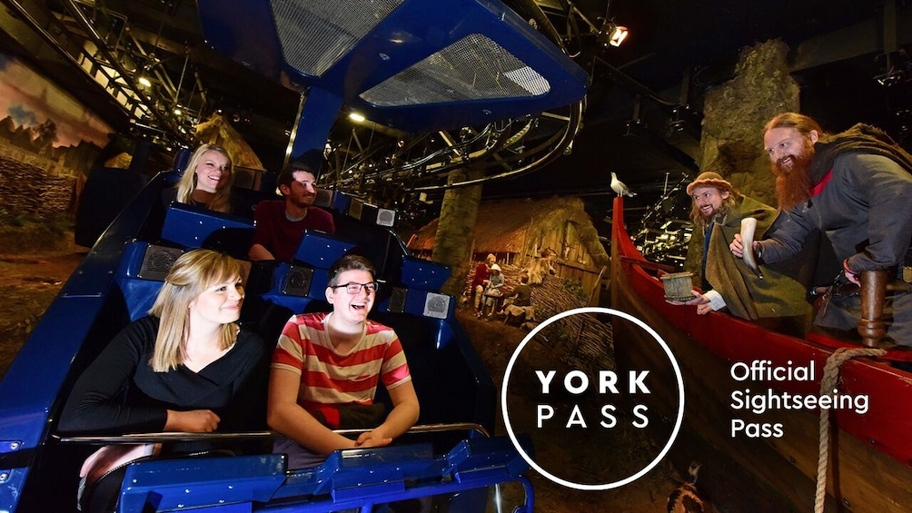 Show item 5 of 6. York  Pass - Save money on attraction tickets