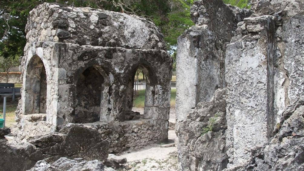 Show item 3 of 5. Bagamoyo ruins in Dar es Salaam