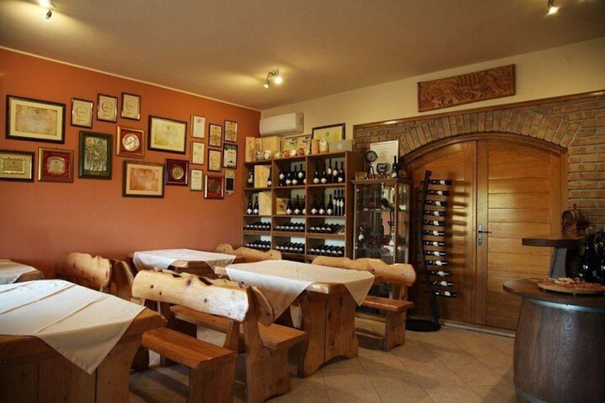 Taste of Istria (Wine & Delicates tasting) from Rijeka