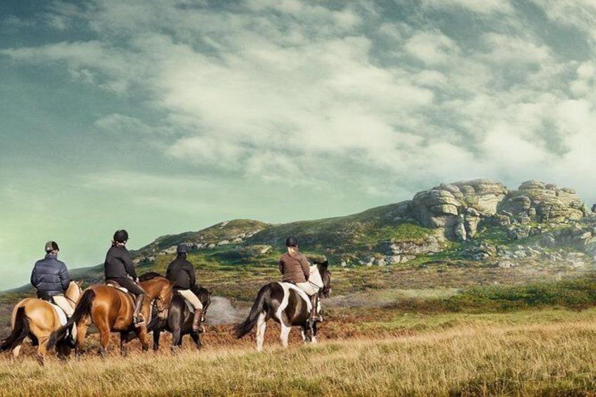 Discover Dartmoor on Horseback