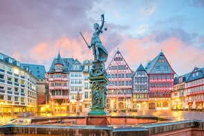 Frankfurt in an hour: Self-Guided Interactive Walking Tour