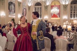 Concierto de Mozart con cena