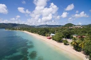 South Island Panorama, Beach & Shopping