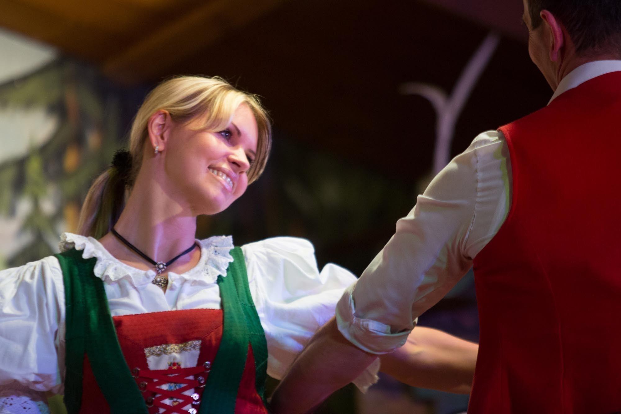Tiroler Folklore-Show