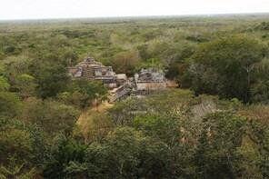 Ek Balam and Cenote