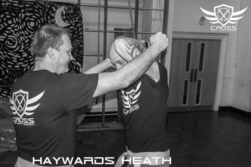 Cross Krav Maga Trial Class - Haywards Heath