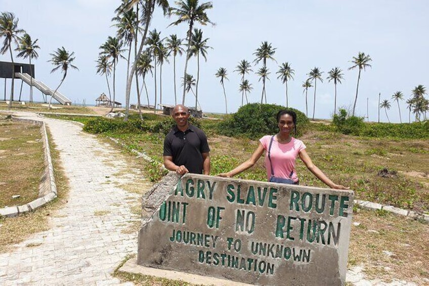 Show item 3 of 5. Badagry Historic Town and Coconut Beach
