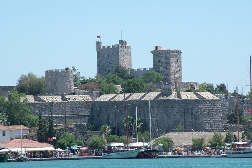Show item 2 of 10. From Kos: Independent Day Trip to Bodrum