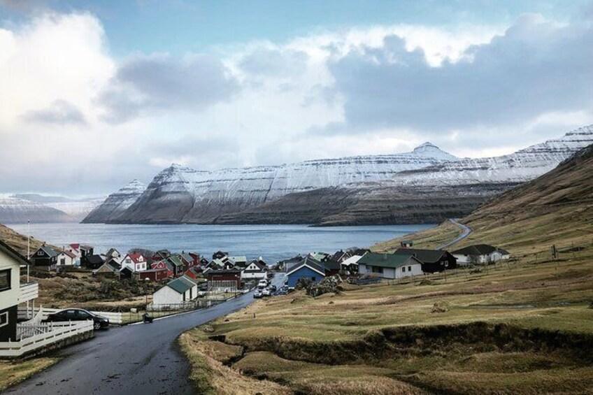 Show item 2 of 4. Waterfall Tour in Faroe Islands