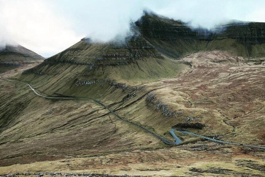 Show item 3 of 4. Waterfall Tour in Faroe Islands