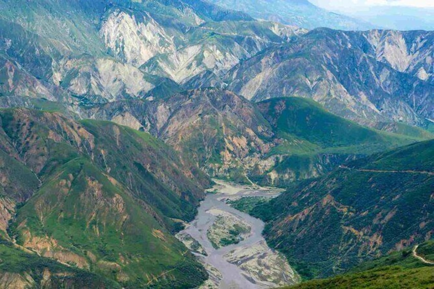 "Chicamocha National Park ""Panachi"""