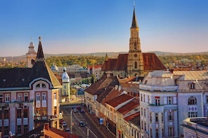 Private Cluj-Napoca Walking City Tour