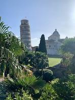 From La Spezia: Shore Excursion to Pisa