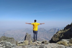 2 Days package for the Simien Mountains Trekking