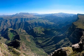 7Days Trek in the spectacular Simien Mountains