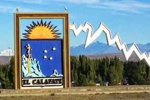El Calafate: Bus ticket to Puerto Natales, Chile