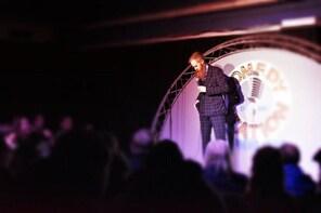 Friday & Saturday night comedy club entry