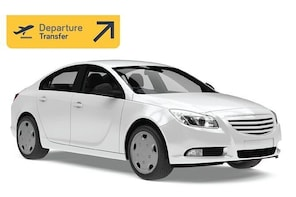 Transfer in private car from Barranquilla City to Airport