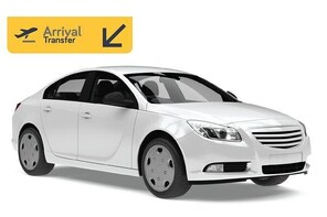 Transfer in private car from Manizales Airport to City