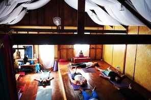Keirita's Yoga and Diving (Studio yoga class)