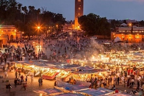 Marrakech to Fez 3 Days 2 Nights Tour
