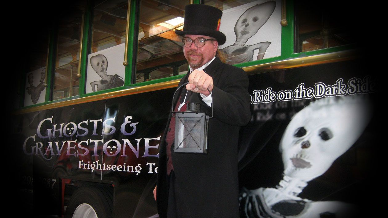 St. Augustine Ghosts & Gravestones Tour