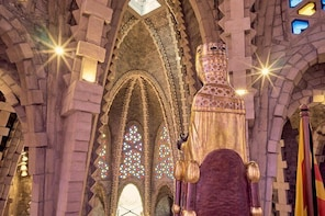 Spiritual tour to the prototype of Sagrada Familia