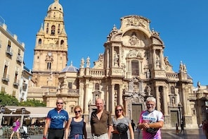 Murcia City Bike Tour