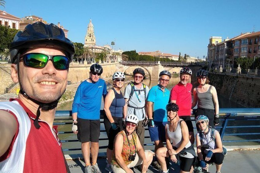 Show item 4 of 5. Murcia City Bike Tour