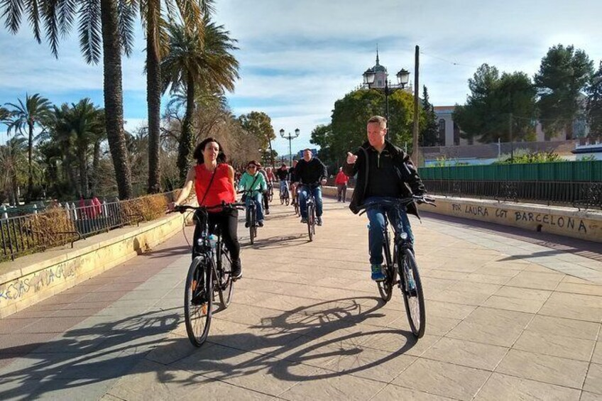 Show item 5 of 5. Murcia City Bike Tour
