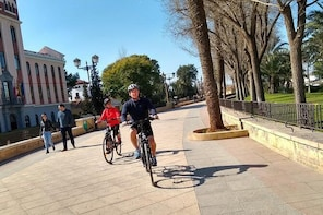 Orchards of Murcia bike and tapas-drink tour