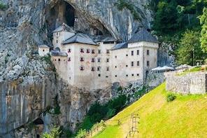Day Trip from Pula to Predjama Castle and Postojna Cave