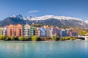 Day Trip from Salzburg to Innsbruck