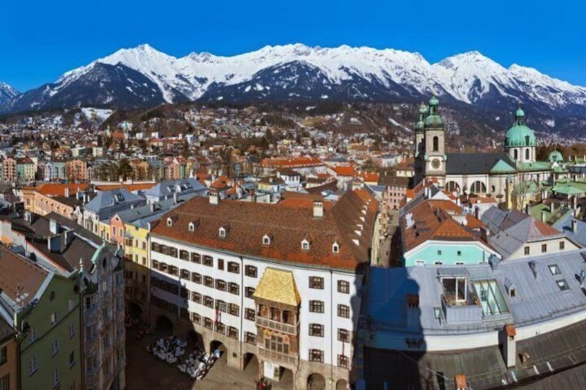 Show item 2 of 3. Day Trip from Salzburg to Innsbruck