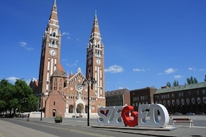Day Trip from Pecs to Szeged
