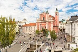 Day Trip from Graz to Ljubljana