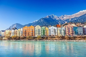 Day Trip from Bolzano to Innsbruck