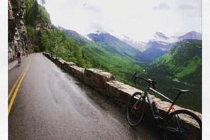 Going to The Sun Road Bike Tour