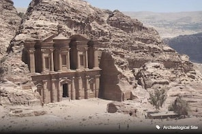 Petra Round Trip from Dead Sea