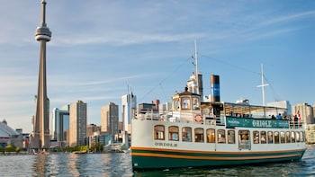 Crucero panorámico por el puerto de Toronto