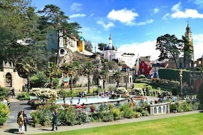 Portmeirion, Castles and Snowdonia Tour