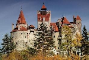 Castles & Rustic Village : Bran Castle , Rasnov Fortress and Fundata Villag...