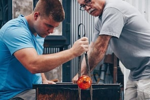 Glassblowing Experience in Florida