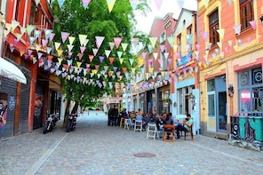 Plovdiv, day tour from Sofia and Wine tasting